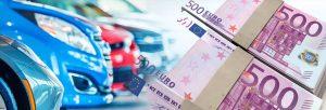 coches y billetes