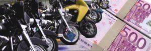 motos y dinero